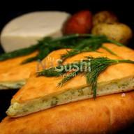 С картофелем и сыром Фото