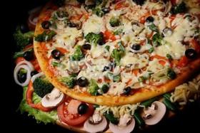 """Пицца """"Вегетарианская"""" - Фото"""