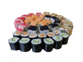 Килограмм суши за 690р - Фото