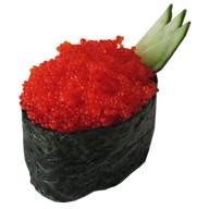 Тобика суши Фото