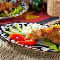 Люля-кебаб из курицы Фото