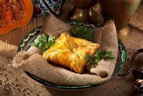Хачапури с сыром - Фото
