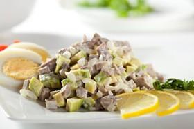 Салат от шеф-повара - Фото