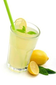 Лимонный морс - Фото