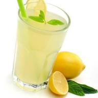 Лимонный морс Фото