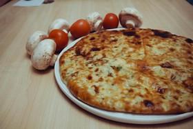 С адыгейским сыром и зеленью - Фото