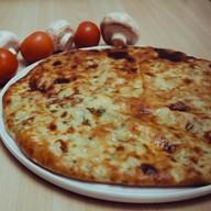 С адыгейским сыром и зеленью Фото