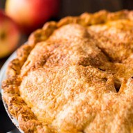 Слоёный пирог яблоко корица Фото