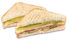 Клаб-сэндвич Мексиканский - Фото