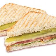 Клаб-сэндвич Мексиканский Фото
