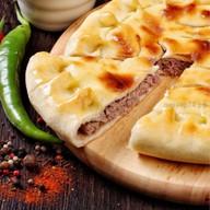 Пирог с телятиной и свининой Фото