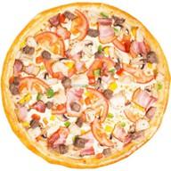 Фирменная пицца Пионер Фото