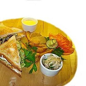Евро-сэндвич - Фото