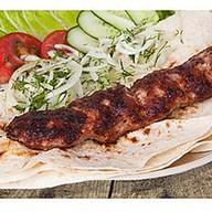 Кебаб из свинины Фото