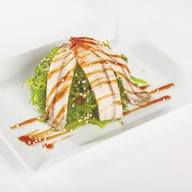 Чукка с угрем салат Фото