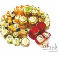 Суши торт «Фудзияма» Фото