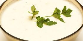 Крем-суп грибной - Фото