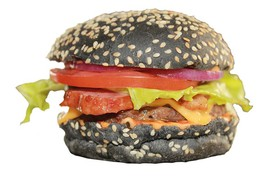 Блэк бургер - Фото
