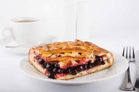Пирог со смородиной - Фото