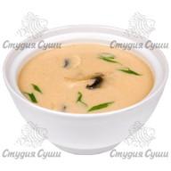Острый суп с курицей Фото