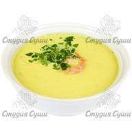 Карри суп с морепродуктами Фото