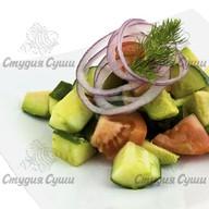 Тайский овощной салат Фото