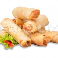 Тайские блинчики с овощами Фото