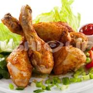 Шашлык из куриной голени Фото