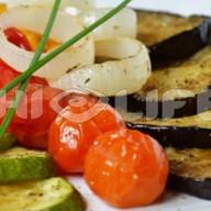 Овощи запеченные Фото