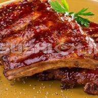Шашлык из свиных ребрышек Фото