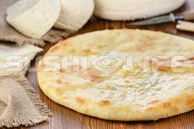 Сладкий осетинский с творогом - Фото
