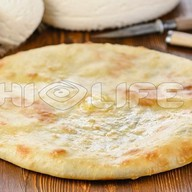 Сладкий осетинский с творогом Фото