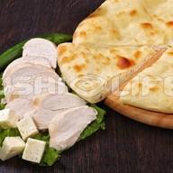 Осетинский с курочкой и сыром Фото