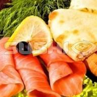 Осетинский с сыром и горбушей Фото