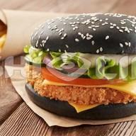 Black Chicken бургер Фото