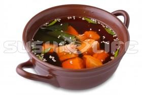 Суп сяке тядзуке - Фото