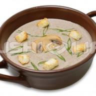 Крем-суп из шаминьонов Фото