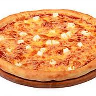 Сырная пицца Фото