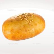 Пирожок с ливером Фото
