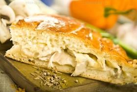 Пирог Колобок - Фото