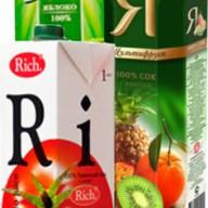 Сок в ассортименте Rich, J7, Я Фото