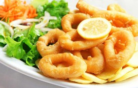 Кольца кальмара - Фото