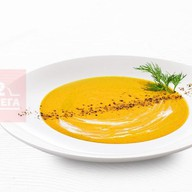 Кукурузный крем-суп Фото