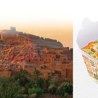 Марокко маленькая порция Фото