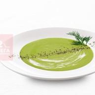 Гороховый крем-суп Фото