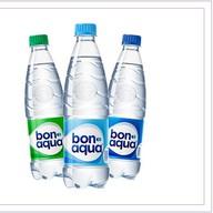 Минеральная вода БонАква Фото