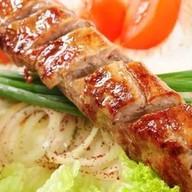 Шашлык из свинины (филе) Фото