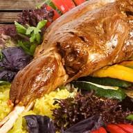 Нежная ножка ягненка с овощами Фото