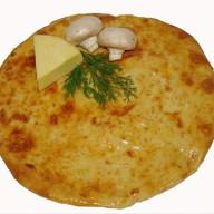 Осетинский пирог с грибами и сыром Фото