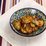 Картофель по-восточному Фото